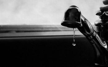 robinet fuite